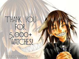Thank You For 5000+ Watches by SiSero