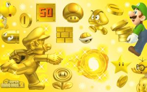 A Game of Gold by princesspeach5