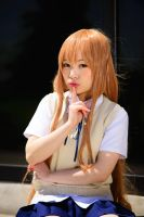 Taiga Summer uniform - 07 by MissAnsa