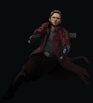 Star Lord by clarkx