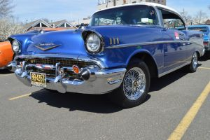 1957 Chevorlet Bel-Air III by Brooklyn47