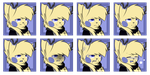 Devin Expression Icons (x16) by MirageMyuu