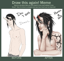 Dominic draw this again by Jaizure