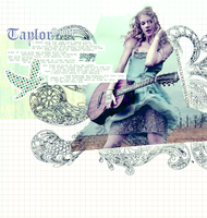 Taylor Swift Graphic1 by softmist93