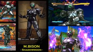 SFxT Mod: M.Bison - Shadowmoon by moedjoer