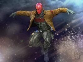 Red Hood - zbrush by lamarckxxx
