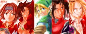 Soul Calibur-SpecialGuestEntry by mayshing