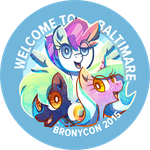 Bronycon 2015 5 by Lanmana