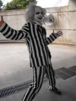 Beetlejuice cosplay by AbbieGoth