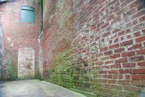 Brick Buildings Stock by LogicalXStock