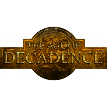 The Age of Decadence dock icon by vulchor