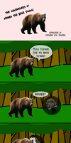 The Adventures of Kenma The Bear Youkai Episode 2 by Spaztique