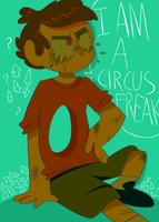 Circus Freak by Talarik