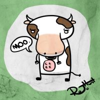 Mad Cow by richardand