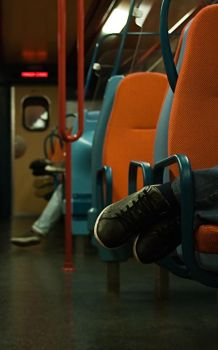 The Night Train by PedroTrindade