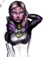 Tali Unmasked UPDATE by soundofday