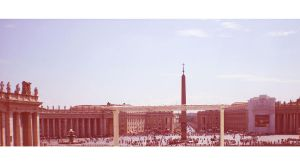 Piazza San Pietro by MEEMO-88