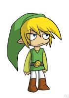 Wind Waker Link by ColdSandwich