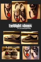 Twilight Shoes by BlackSandPiper