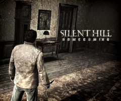Silent hill homecoming wallpaper for GalaxySII by AShinati