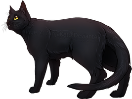 Max Cat (pookyns-5 Commission) by NinjaKato