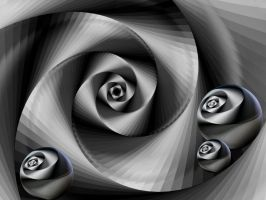 Stainless steel by Thelma1