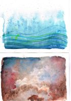 Watercolor texture 11 by juliakrase