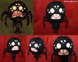 Webber from Don't Starve by TheHeartofJapan