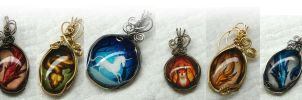 Pendants part 2 by sandara
