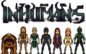 Inhumans by doctorstrange7
