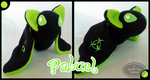 Little Litters - Paluel - Plush by Sparkle-And-Sunshine