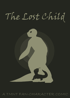 TMNT FAN CHARACTER COMIC | The Lost Child - Cover by Mewi-or-Melody-Wind