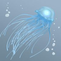 jellyfish by gowlloe