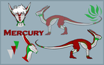 MTT - Mercury Ref Sheet by Kai-ni