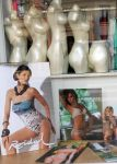 Mannequins and posters by joelshine-stock