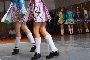 Irish StepDancers by junepath