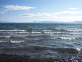 The Banks of Tahoe by rebelnijamaster