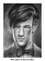 DR. WHO by gregchapin