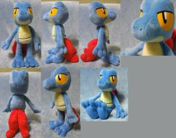 Shiny Treecko (for sale) by Rens-twin