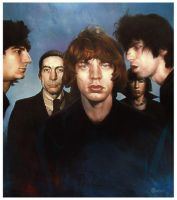 Rolling Stones by pabloolivera