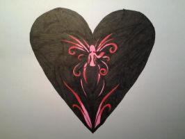 Wings of a heart2 by Reesesnnpieces