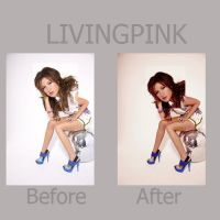 LIVINGPINKACTION BY UPHHSSM2 by uphhssm2