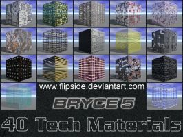 40 Technical Materials V1.0 by flipside