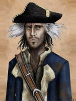 POTC- DMC: James Norrington by Abydell