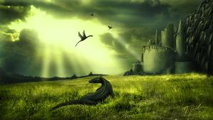 old castle by dartist-m