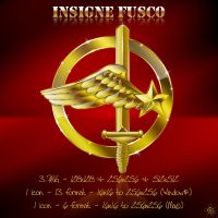 Insigne FUSCO by Kavel-WB