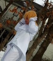 Viscount Druitt Cosplay: BLOOPERS! 4 by Demmmy