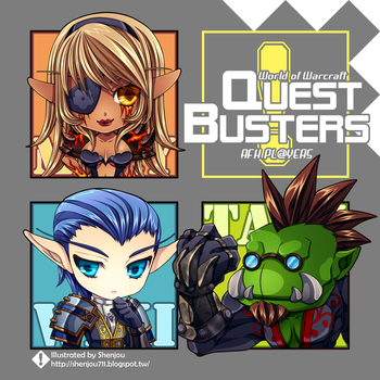 Quest Busters by Shenjou