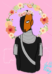 Slade Flower Crown by OptimistPrime1432