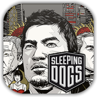 Sleeping Dogs Game Icon by Wolfangraul